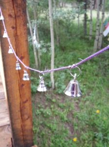 Bells, Shambhala Mountain Center