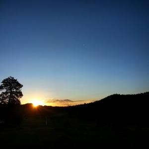 shambhala at sunrise