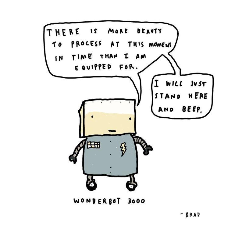 Wonderbot Beep