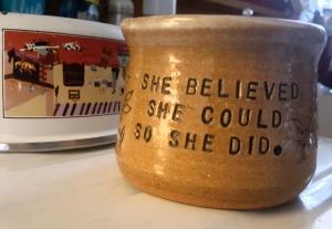 Magpie's mug